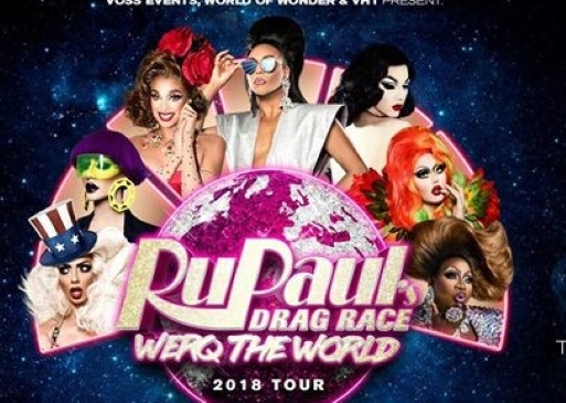 Драг-шоу Official RuPaul's Drag Race World Tour